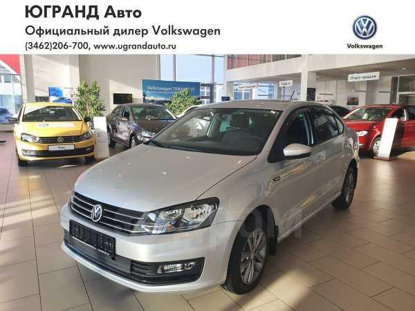 Volkswagen Polo, 2019 год, 850 300 руб.