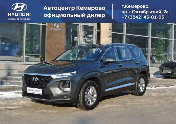 Hyundai Santa Fe, 2019 год, 2 319 000 руб.