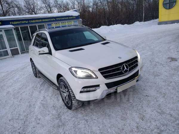Mercedes-Benz M-Class, 2012 год, 1 280 000 руб.