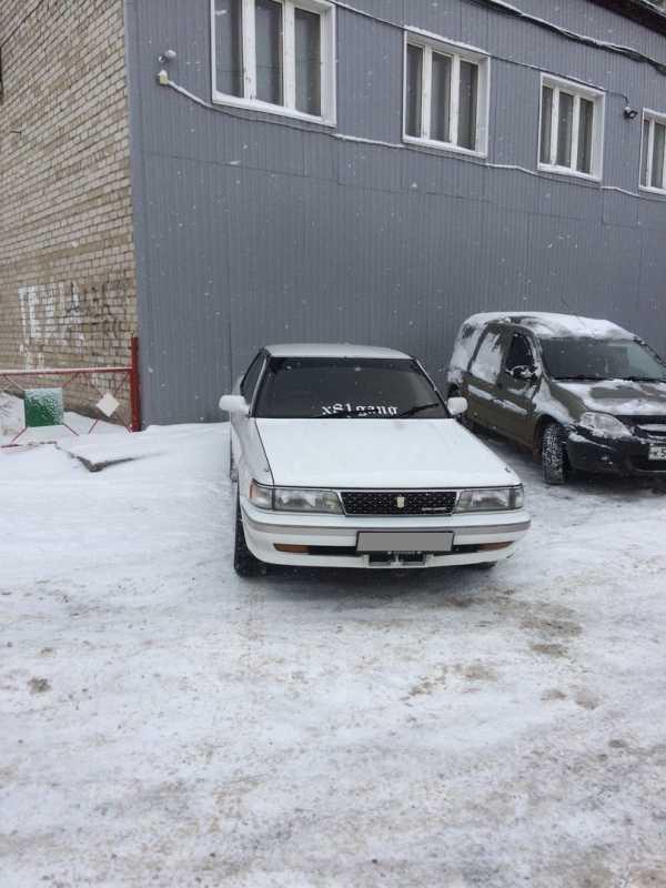 Toyota Chaser, 1989 год, 115 000 руб.