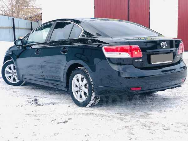 Toyota Avensis, 2010 год, 659 000 руб.