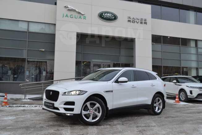 Jaguar F-Pace, 2019 год, 3 200 000 руб.