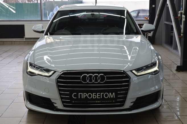 Audi A6, 2016 год, 1 349 000 руб.