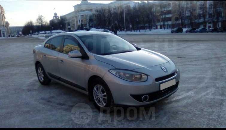 Renault Fluence, 2011 год, 275 000 руб.
