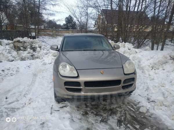 Porsche Cayenne, 2003 год, 300 000 руб.