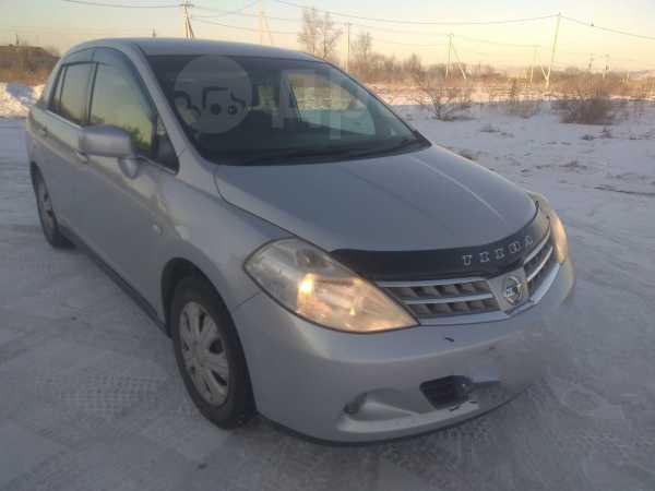 Nissan Tiida Latio, 2009 год, 405 000 руб.
