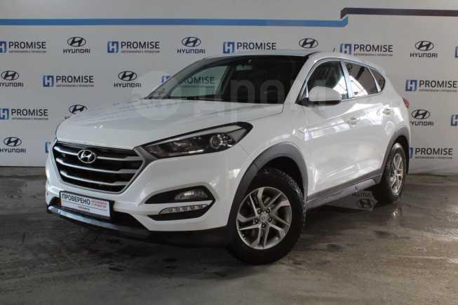 Hyundai Tucson, 2016 год, 998 930 руб.