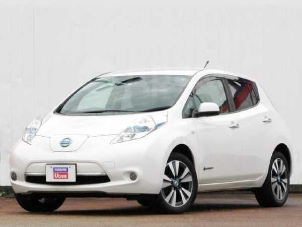 Nissan Leaf, 2014 год, 590 000 руб.