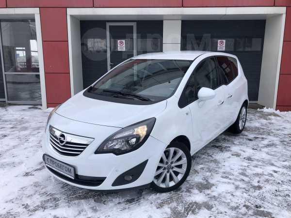 Opel Meriva, 2011 год, 495 000 руб.
