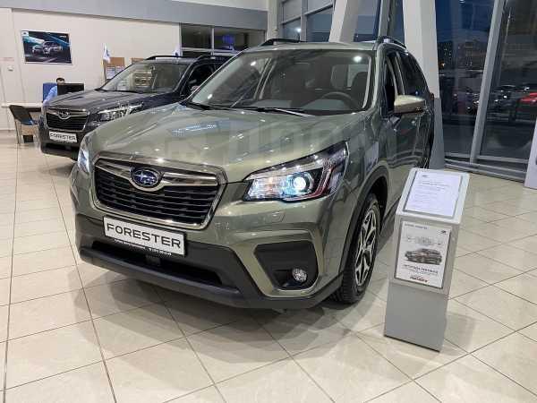 Subaru Forester, 2019 год, 2 214 900 руб.