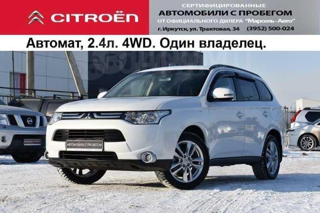 Mitsubishi Outlander, 2012 год, 988 000 руб.