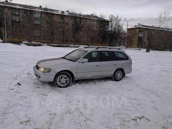 Toyota Corolla, 1998 год, 118 000 руб.