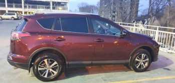 Владивосток Toyota RAV4 2016