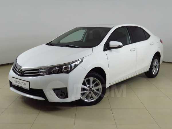Toyota Corolla, 2016 год, 819 000 руб.