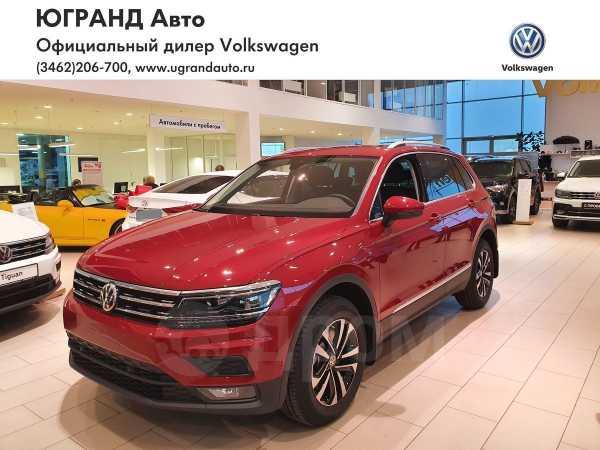 Volkswagen Tiguan, 2020 год, 2 250 500 руб.