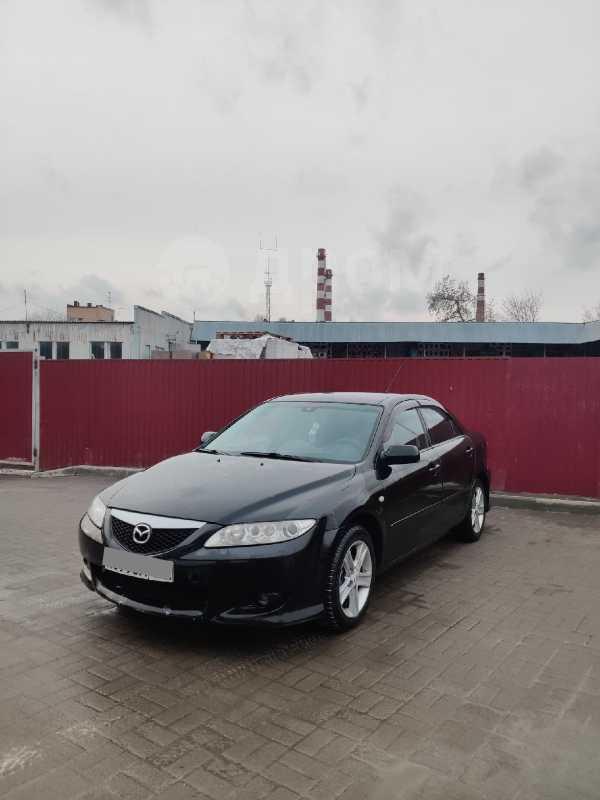 Mazda Mazda6, 2004 год, 220 000 руб.