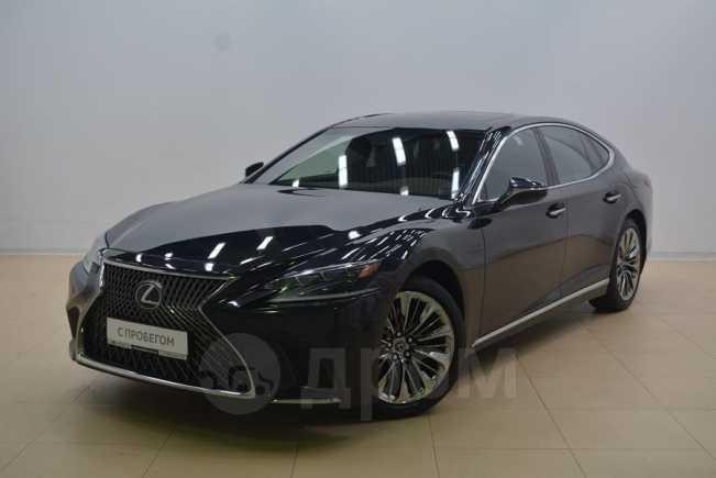 Lexus LS350, 2018 год, 3 920 000 руб.