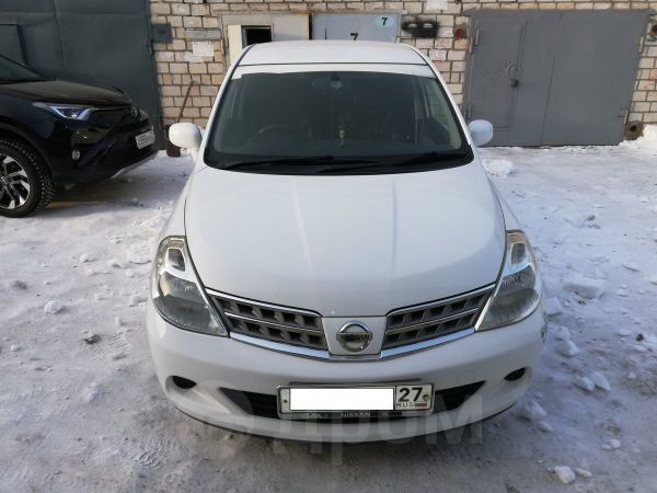 Nissan Tiida Latio, 2008 год, 390 000 руб.