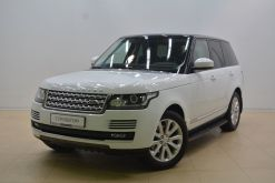 Москва Range Rover 2017