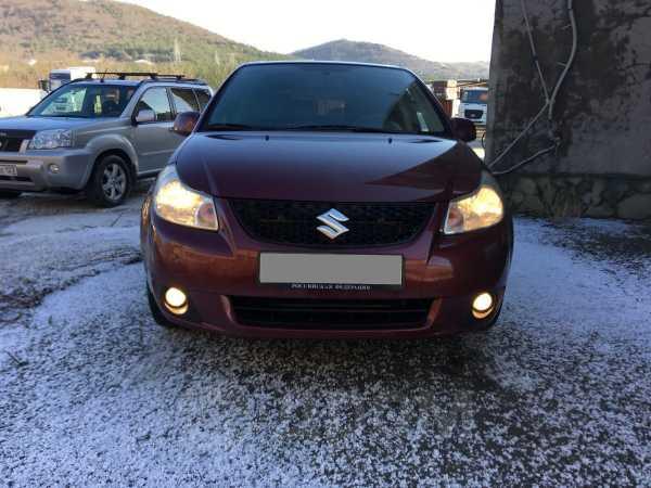 Suzuki SX4, 2007 год, 343 000 руб.