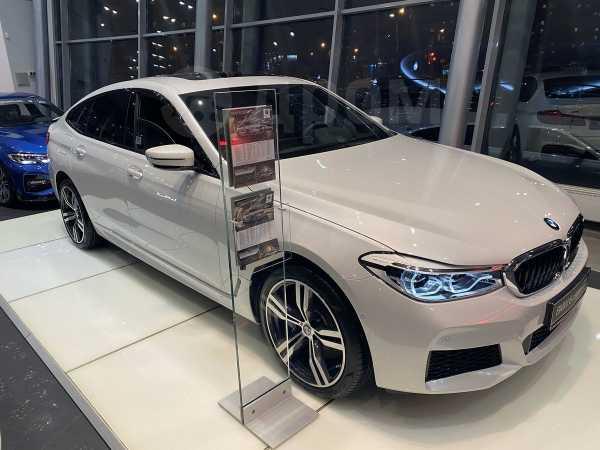 BMW 6-Series Gran Turismo, 2019 год, 5 728 500 руб.