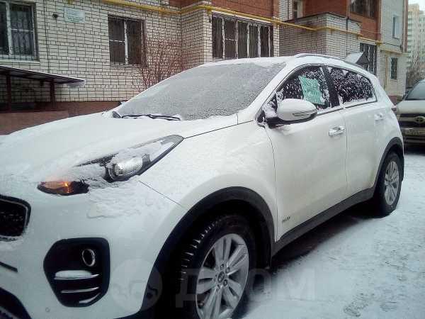 Kia Sportage, 2018 год, 1 120 000 руб.