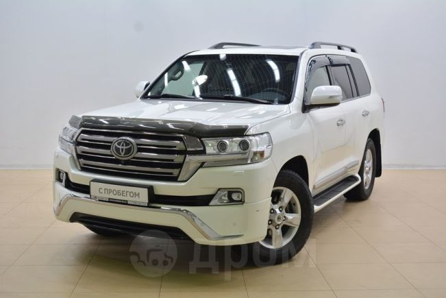Toyota Land Cruiser, 2017 год, 3 930 000 руб.