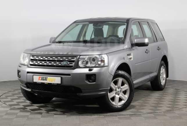 Land Rover Freelander, 2012 год, 940 000 руб.