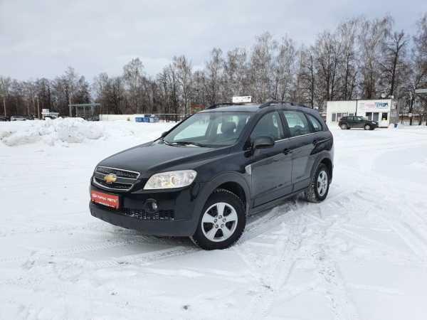 Chevrolet Captiva, 2010 год, 569 000 руб.
