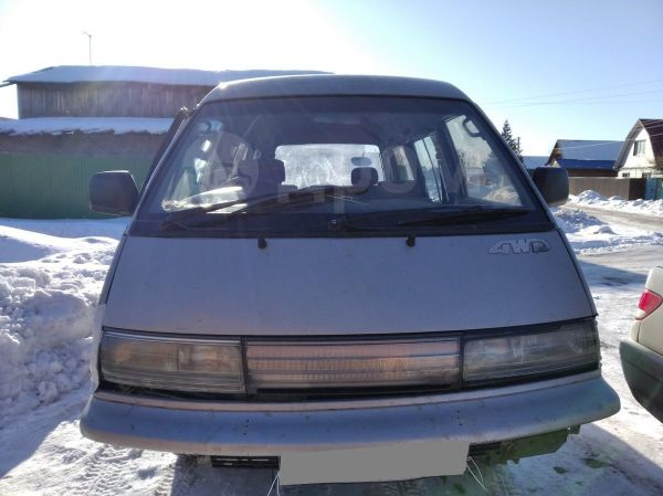 Toyota Master Ace Surf, 1989 год, 88 000 руб.