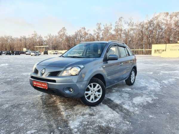 Renault Koleos, 2009 год, 599 000 руб.