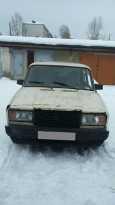 Лада 2107, 1990 год, 11 000 руб.