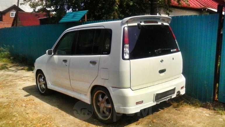 Nissan Cube, 1999 год, 340 000 руб.