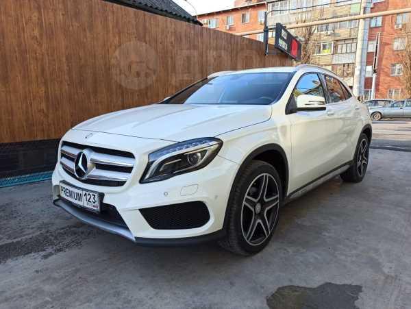 Mercedes-Benz GLA-Class, 2015 год, 1 390 000 руб.