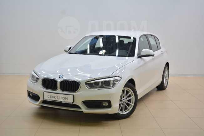 BMW 1-Series, 2017 год, 1 199 000 руб.
