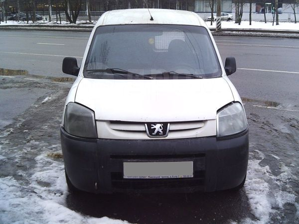 Peugeot Partner, 2006 год, 130 000 руб.