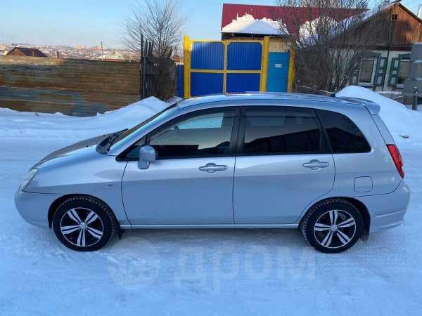Suzuki Aerio, 2002 год, 250 000 руб.