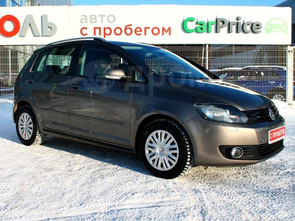 Volkswagen Golf Plus, 2013 год, 460 000 руб.