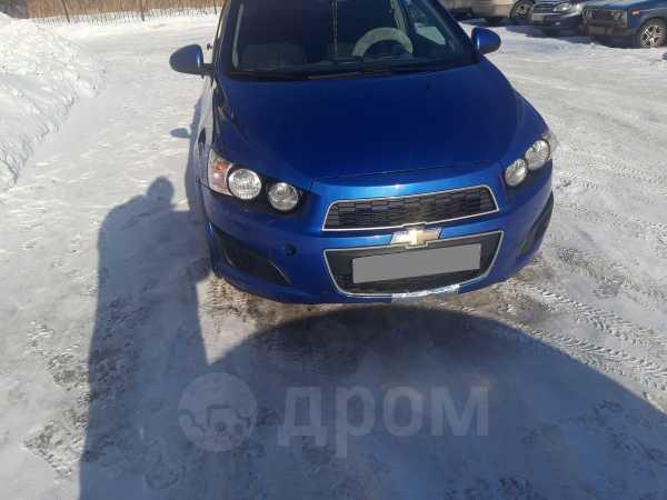 Chevrolet Aveo, 2012 год, 355 000 руб.