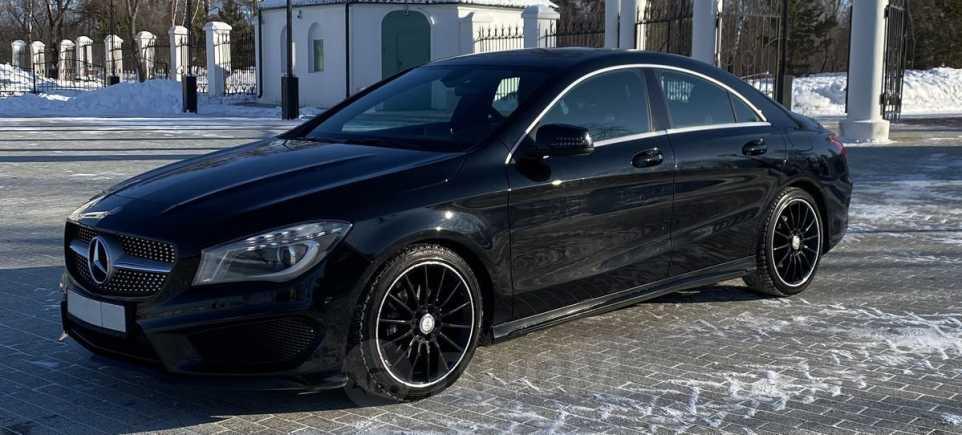 Mercedes-Benz CLA-Class, 2014 год, 1 090 000 руб.