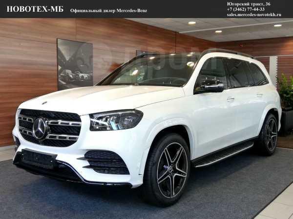 Mercedes-Benz GLS-Class, 2019 год, 8 026 000 руб.