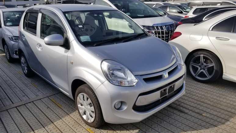 Toyota Passo, 2015 год, 470 000 руб.