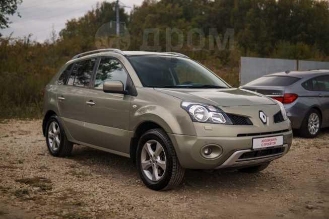 Renault Koleos, 2008 год, 479 000 руб.