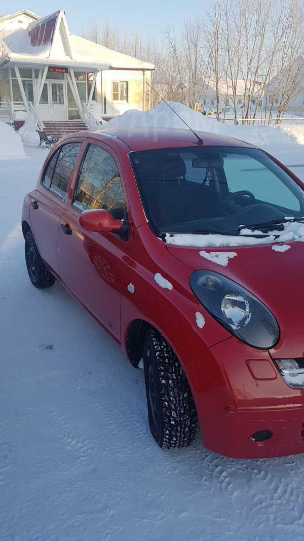 Nissan Micra, 2007 год, 340 000 руб.