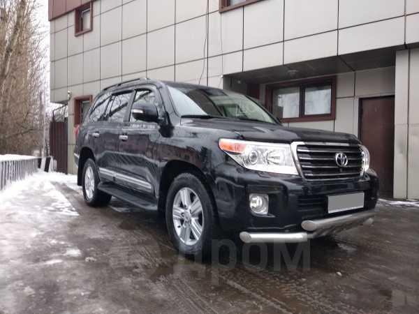 Toyota Land Cruiser, 2014 год, 2 495 000 руб.