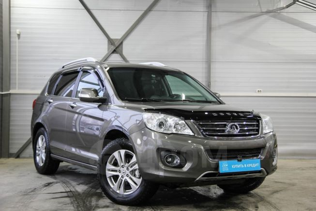 Great Wall Hover H6, 2014 год, 669 000 руб.