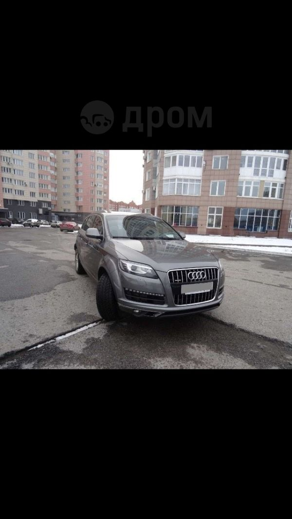 Audi Q7, 2012 год, 1 800 000 руб.