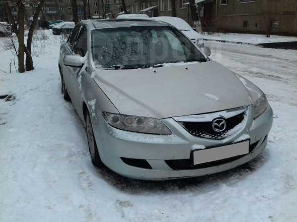 Mazda Mazda6, 2002 год, 135 000 руб.