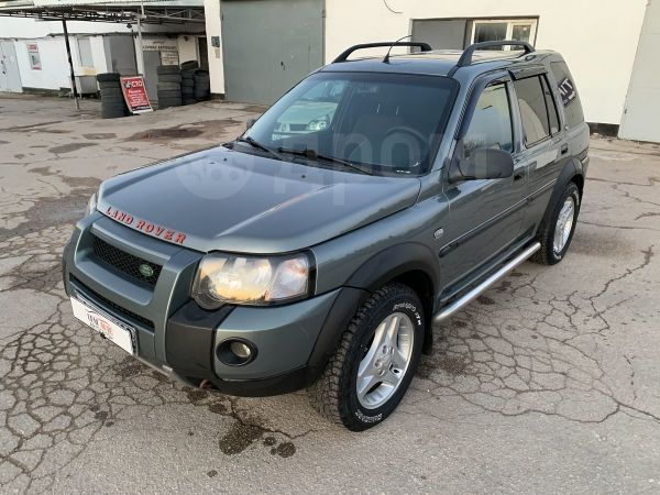 Land Rover Freelander, 2004 год, 357 000 руб.