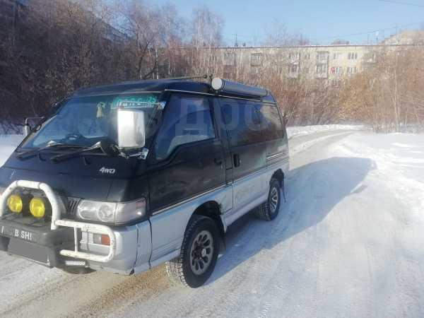 Mitsubishi Delica, 1988 год, 250 000 руб.